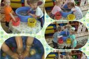 «Игры-эксперименты с водой»